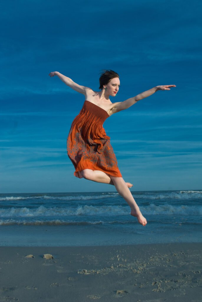ballet on the beach, ballet photography, dance photography
